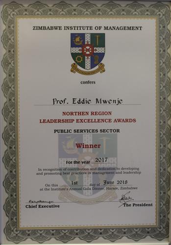 ZIMA Award