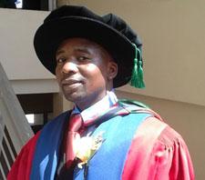 Dr Nelcon Chanza