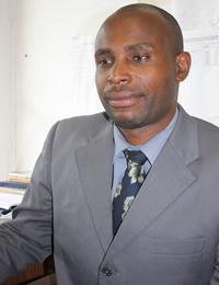 Professor Courtey Mahamadi