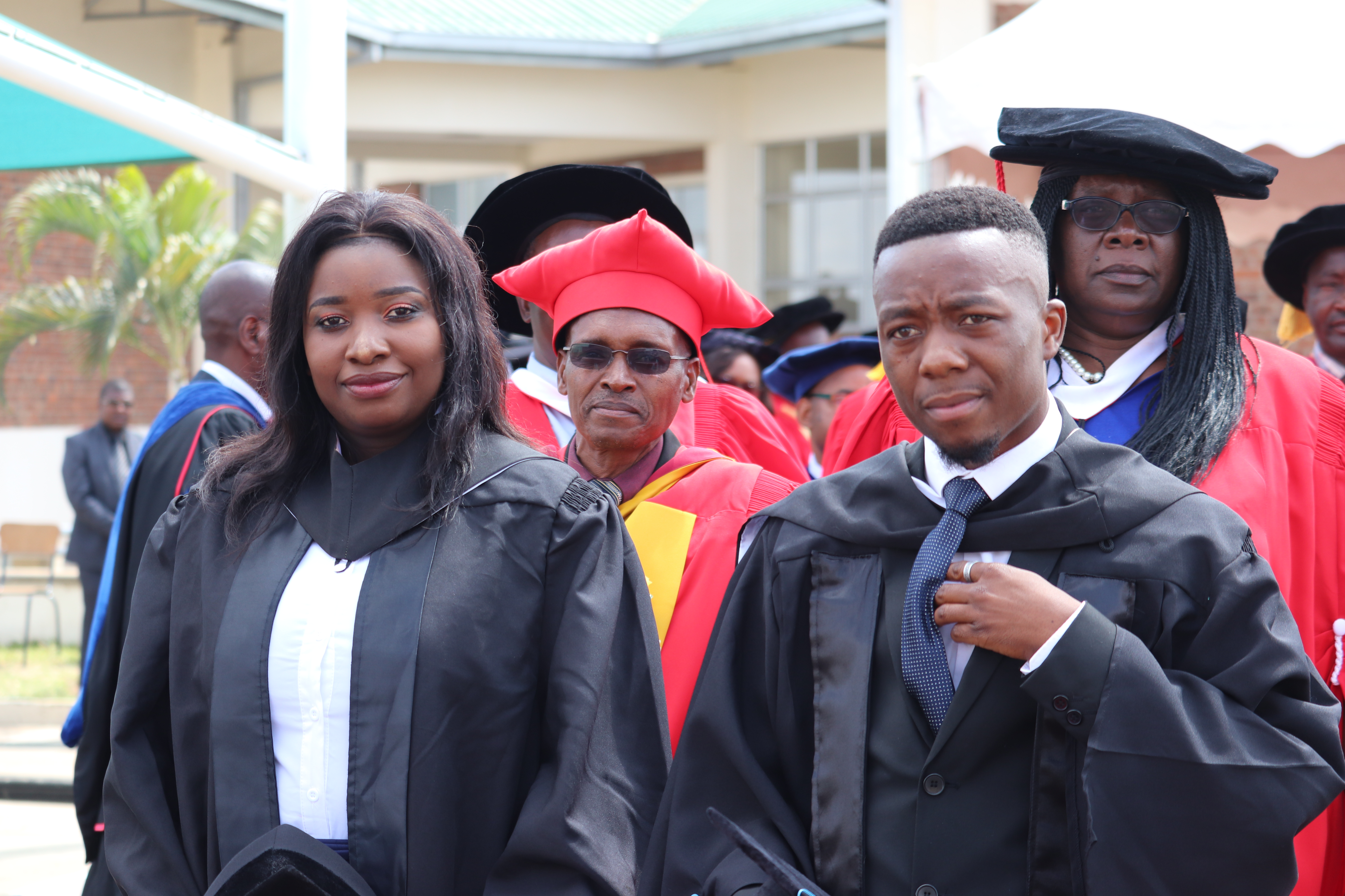 2019 Graduation Ceremony in Pictures